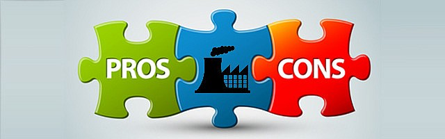 Outsourcing Manufacturing Pros and Cons