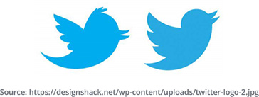 Twitter Active Logos