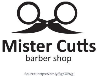 Mister Cutts Logo