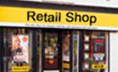 Retail Space Plan Drafting