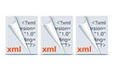 Raw XML Files